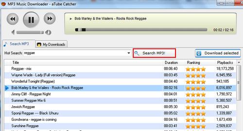 guardar musica en mp3: