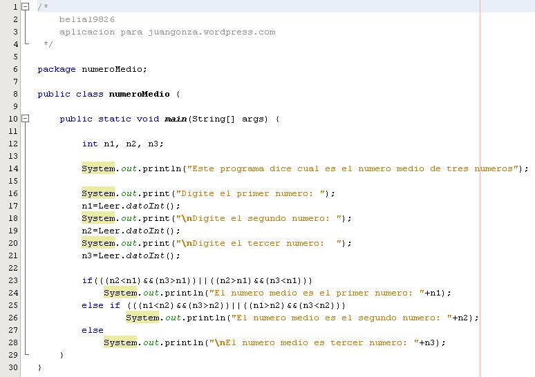 Operadores Logicos En Java 1