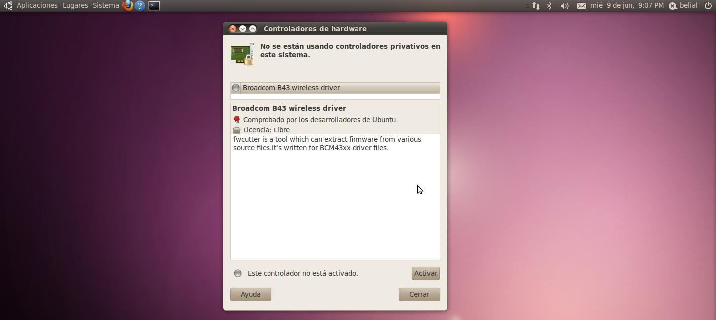 Instalación De Controladores Privativos [Ubuntu] 4