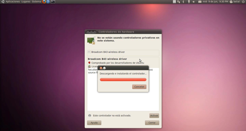 Instalación De Controladores Privativos [Ubuntu] 6