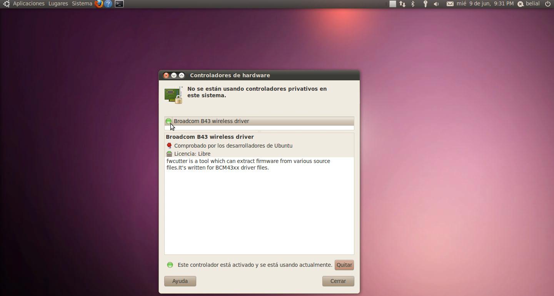 Instalación De Controladores Privativos [Ubuntu] 7