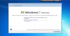Configuración datos usuario.