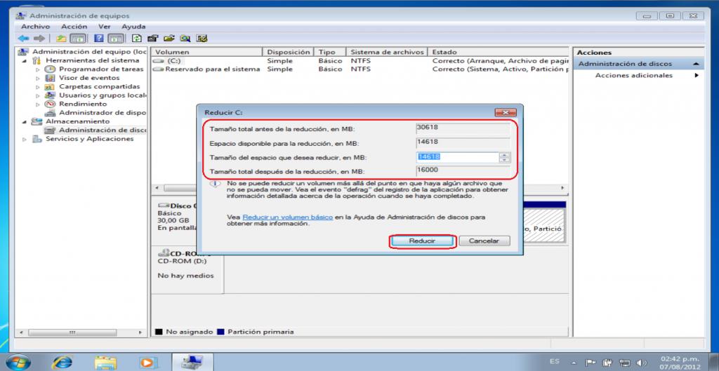 Instalar OpenSuse Junto a Windows 7 4