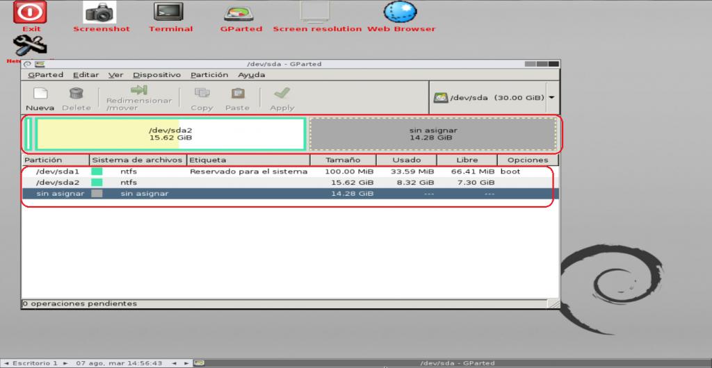 Instalar OpenSuse Junto a Windows 7 9
