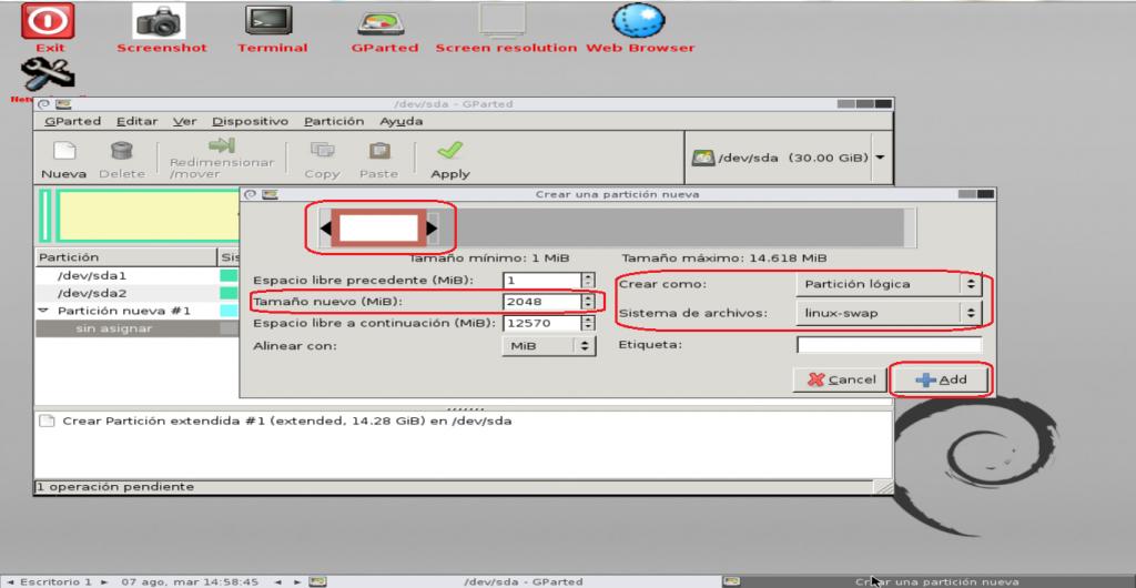 Instalar OpenSuse Junto a Windows 7 11