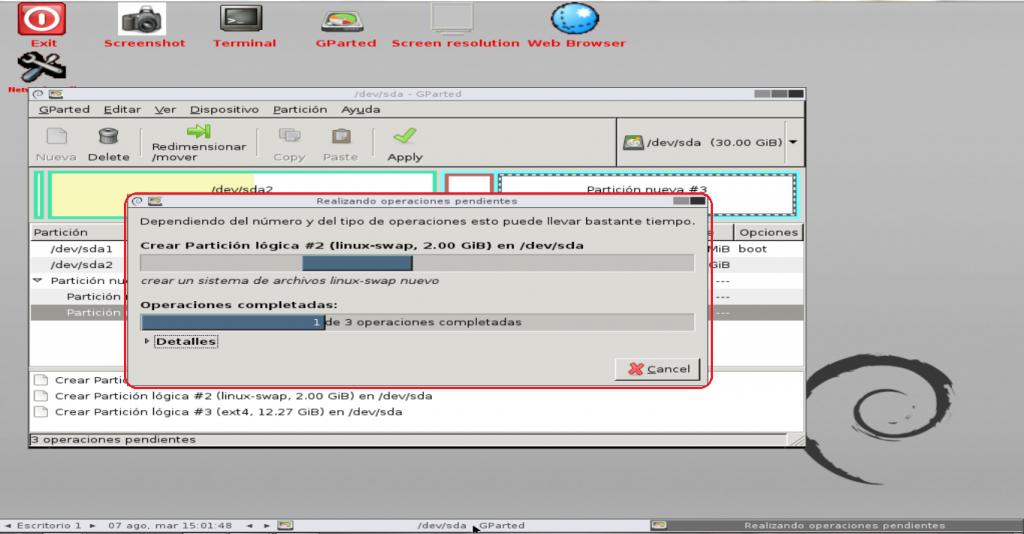 Instalar OpenSuse Junto a Windows 7 14