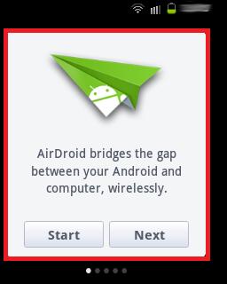 Administrar Galaxy Fit por Wifi 3