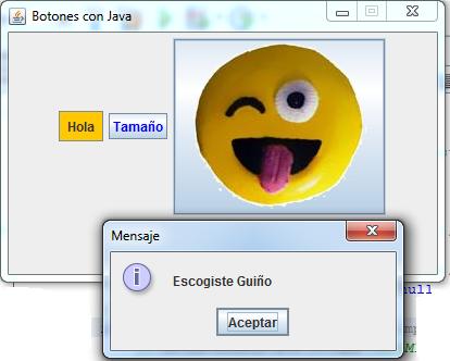 Botón personalizado en java
