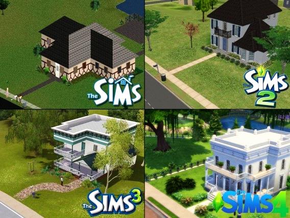Contruye tu casa perfecta gracias a los sims 4 for Costruire un ranch