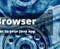 JxBrowser en java