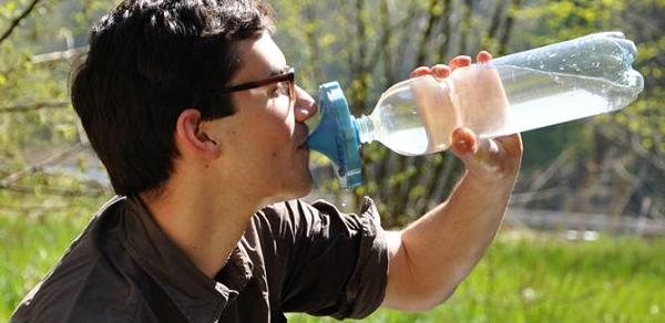 filtro de agua portable