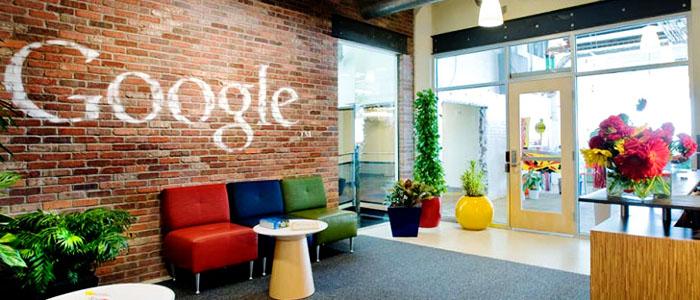 diferentes oficinas de google en el mundo