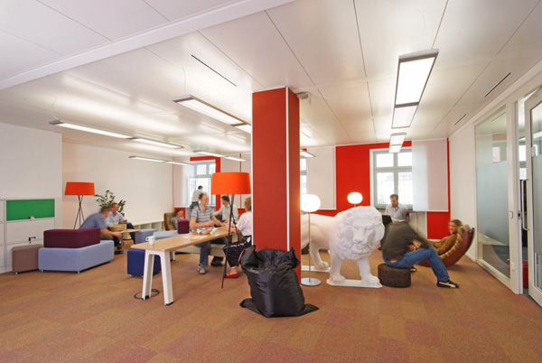 oficina google en munich