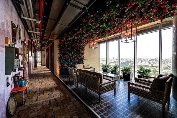 telaviv oficina de google