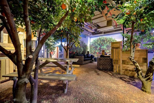 telaviv google oficina