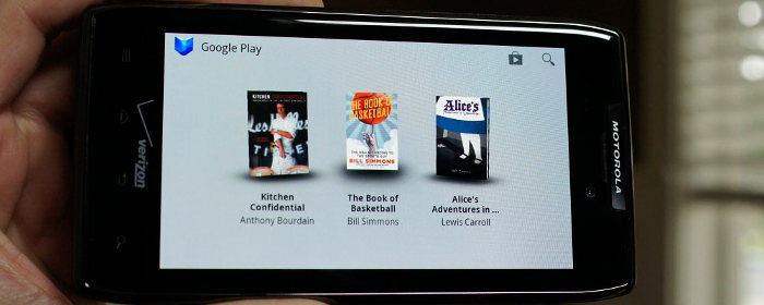 how to add books to google play books app