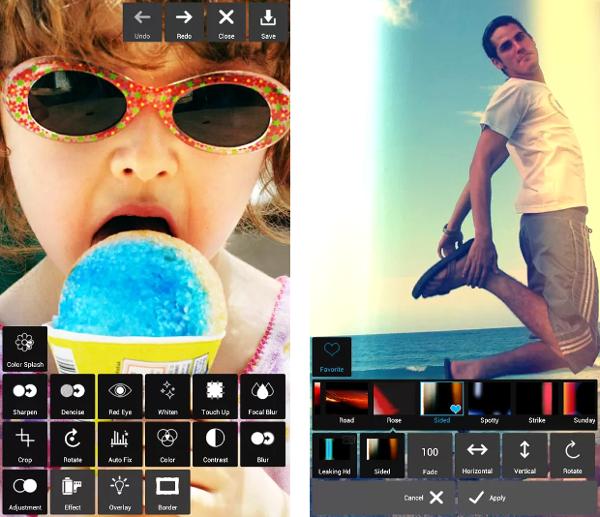 pixlr express editor de imagen