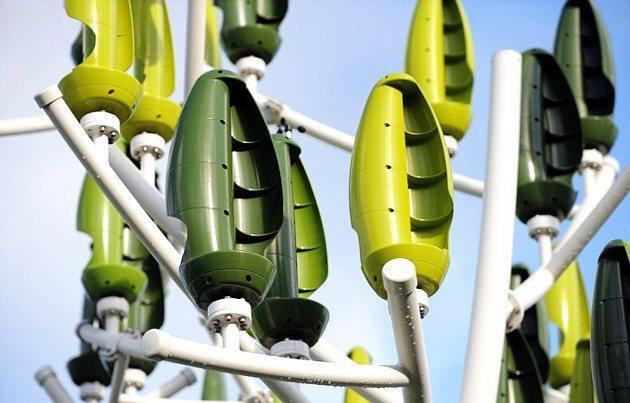 turbinas ecologicas de energia