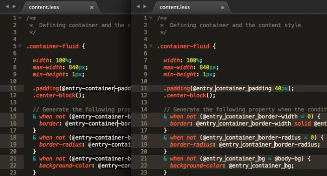 extension multi edit sublime text