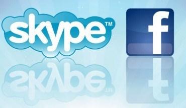facebook en skype