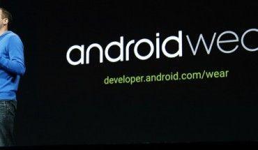 lanzamiento android wear