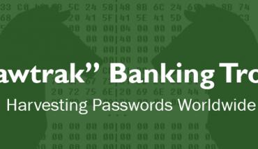 troyano para datos bancarios