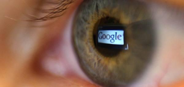 google espionaje