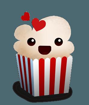 mascota popcorn time