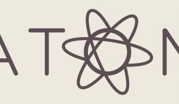 usar editor atom