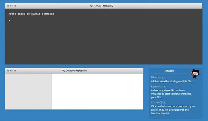 manejar control de versiones linea de comandos