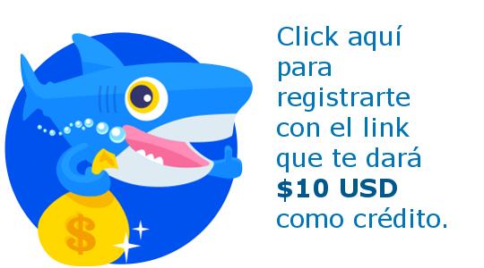 Ganar $10 USD de credito en Digital Ocean