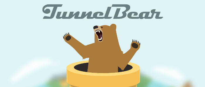 TunnelBear software vpn