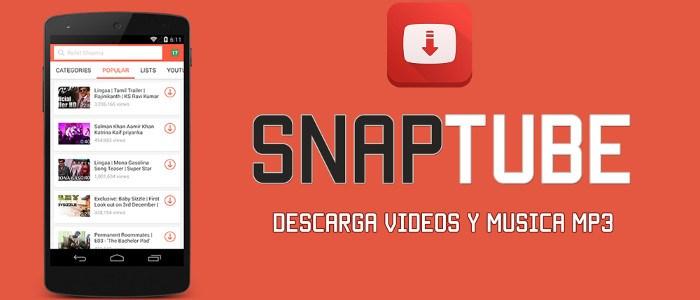 aplicacion bajar videos