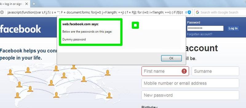 password-mostrar