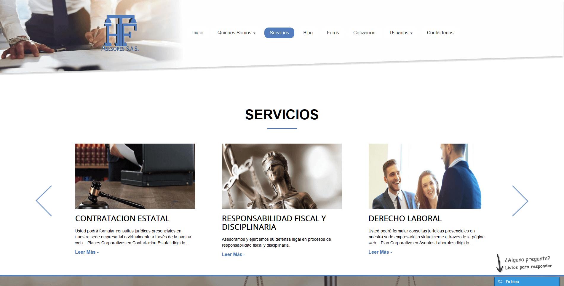 CARRUSEL SERVICIOS HTFASESORES