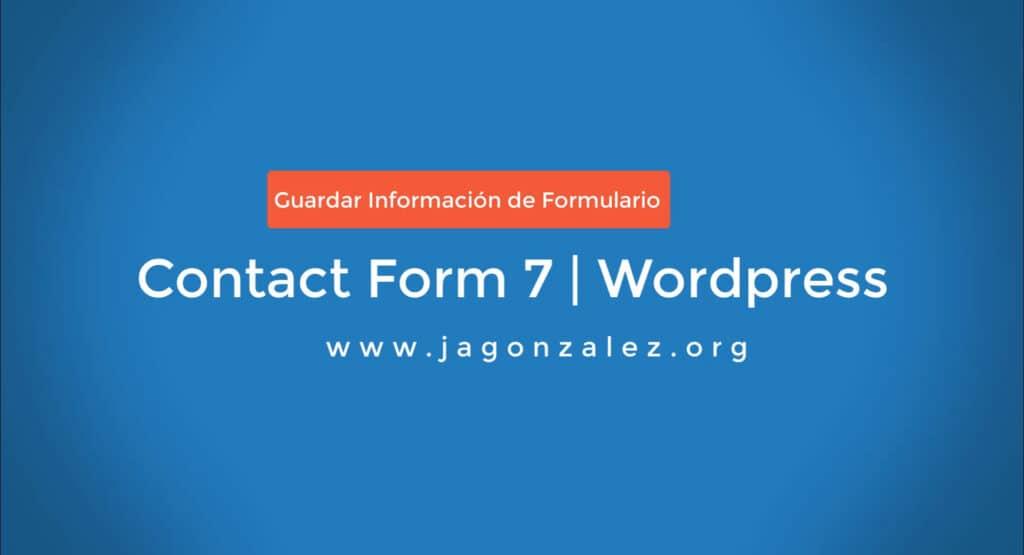 GUARDAR-INFORMACION-CONTACT-FORM-7-WORDPRESS
